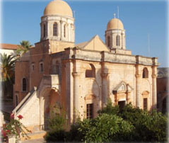 Μονή Γουβερνέτου – Μοναστήρι  Αγίας Τριάδας – Τάφοι  Βενιζέλων