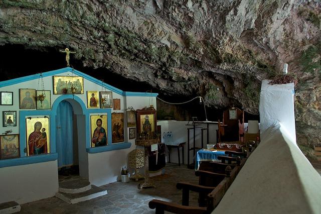 Κάντανος – Σπήλαιο Αγίας Σοφίας