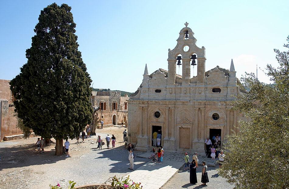Aptera – Rethymno – Monastery  Arkadiou
