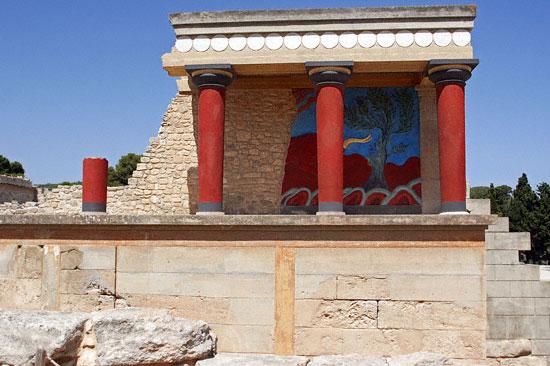 Herakleion – Archaeological Museum – Knossos