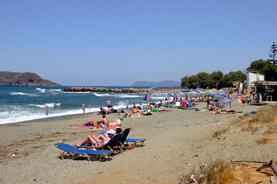 Παραλία Πλατανιά