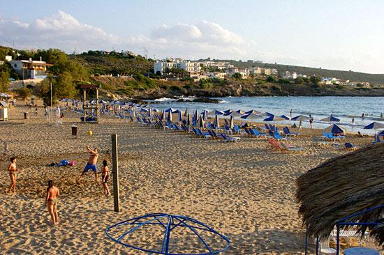 Παραλία Καλαθά