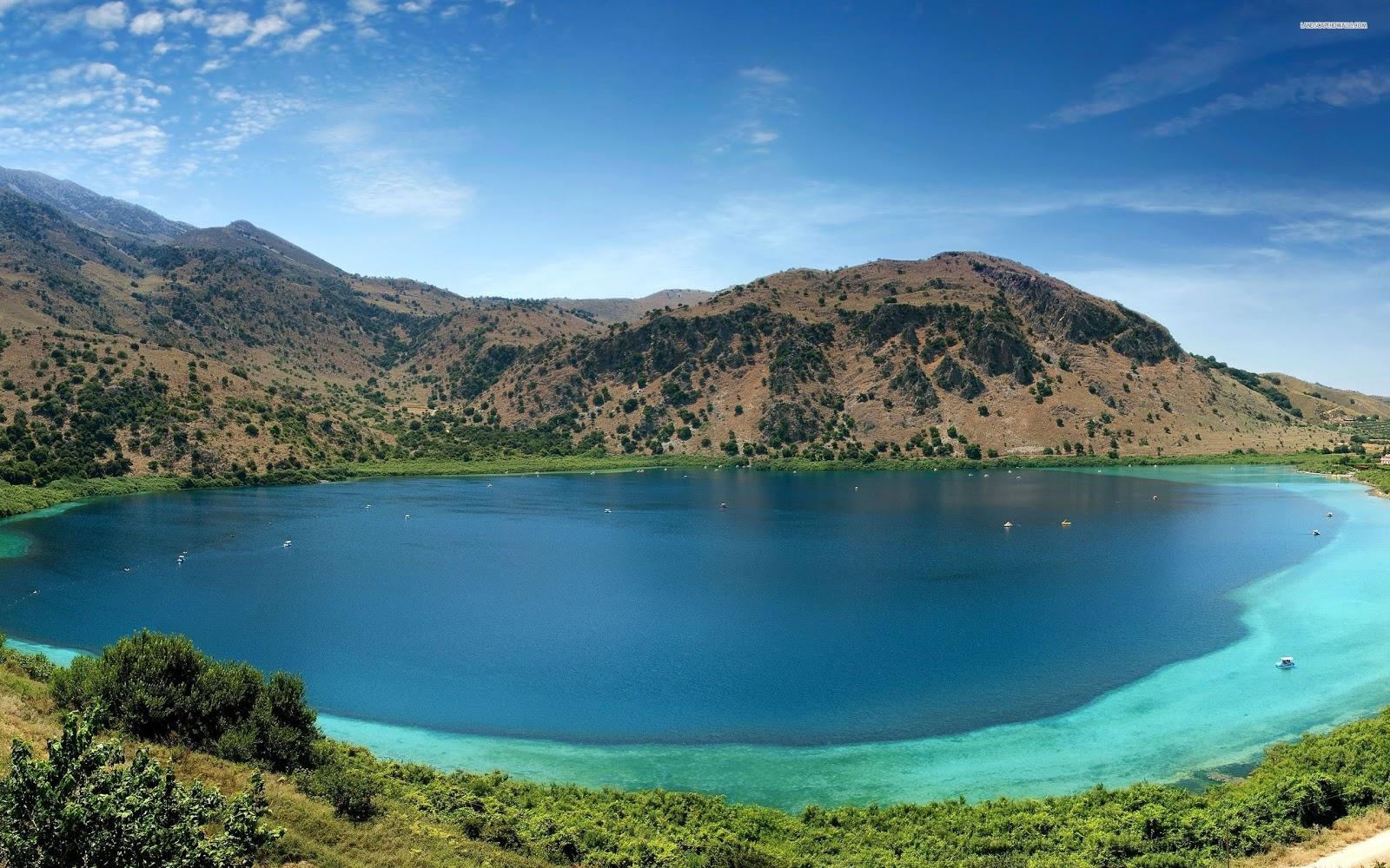 Lakes-Rivers-wetland habitat